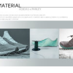 Adidas and Parley for the Oceans made with Eco Textile