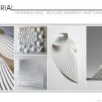 Paper Folding Art by Richard Sweeney / Matthew Shlian
