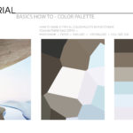 How To Make a - Color and Trim Palette