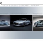 Automotive Exterior Color Trend Moment - Slate Blue