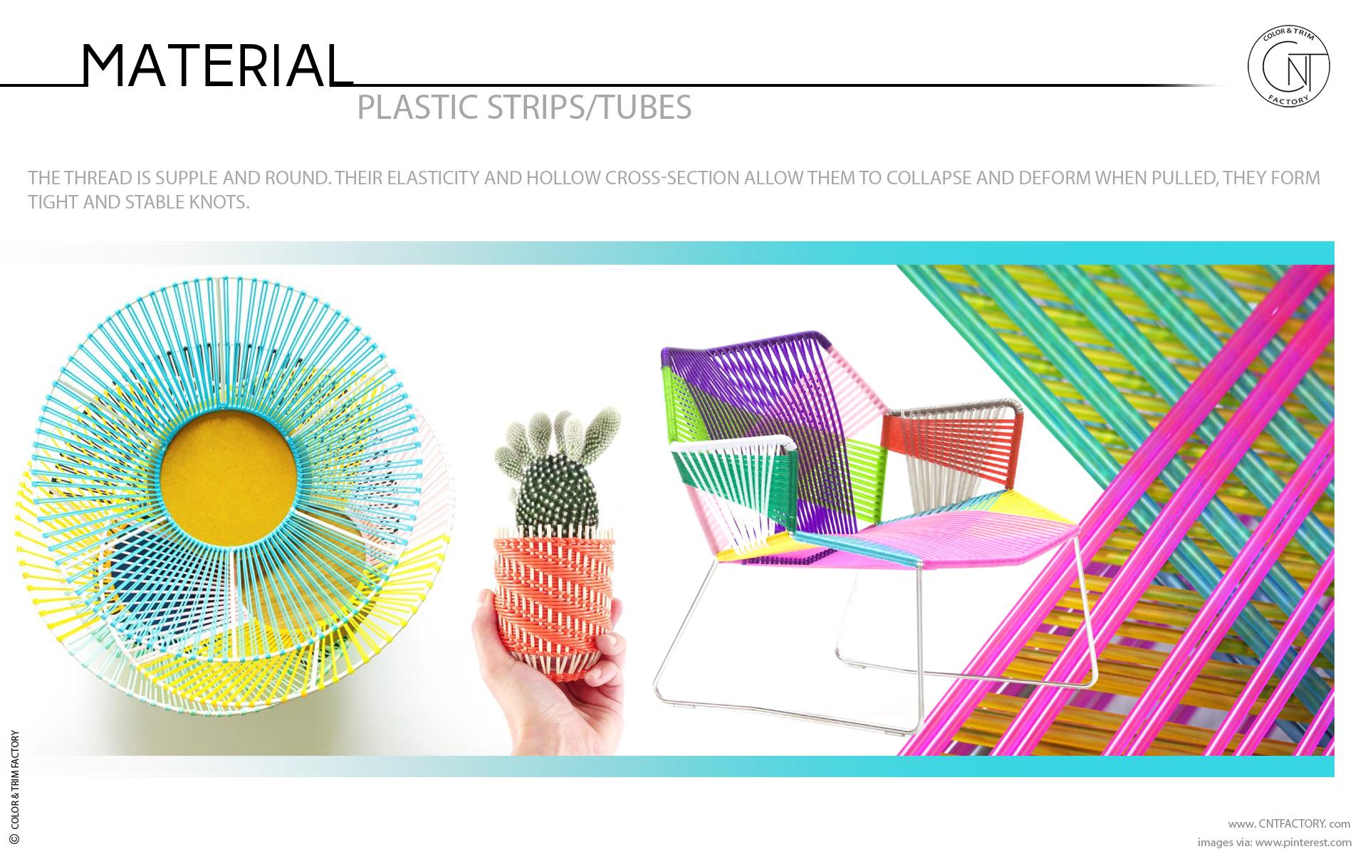 plastic strips tubes automotive trim design