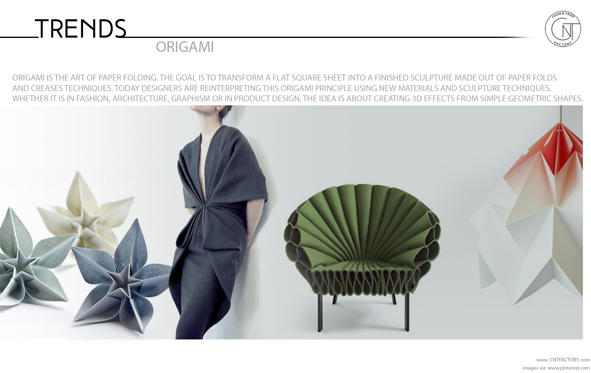 Foldable Origami Furniture Shows Us How Flatpack Can Get Even ... | 1200x1900