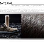 Spider Silk - Nature Based High Performance Synthetic Fiber