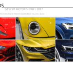 2017 Geneva Motor Show / Color and Trim Trends