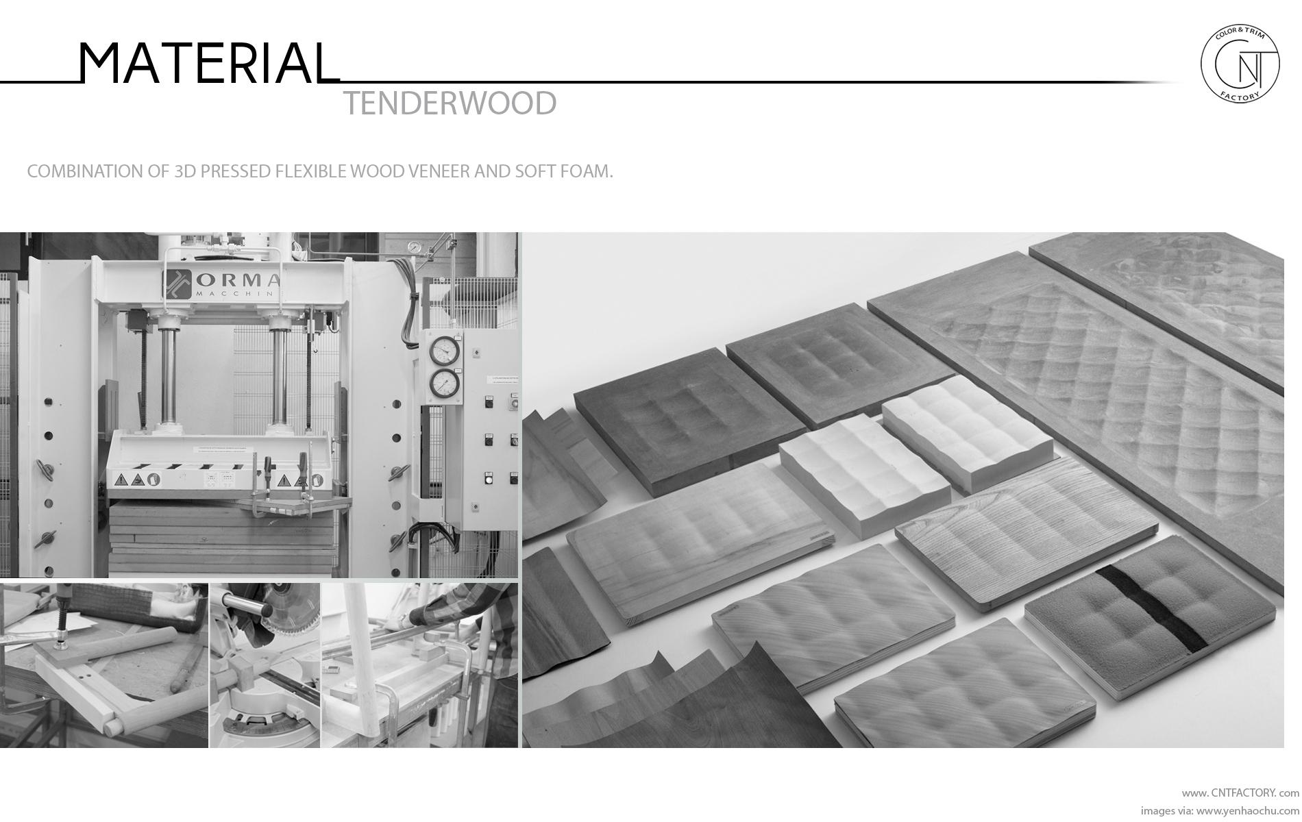 Tenderwood Soft Wood Treatment