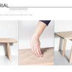 Tenderwood - Soft Wood Treatment