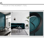 Trends - Color of the Moment / TEAL