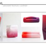 Gradient Textiles / Leather