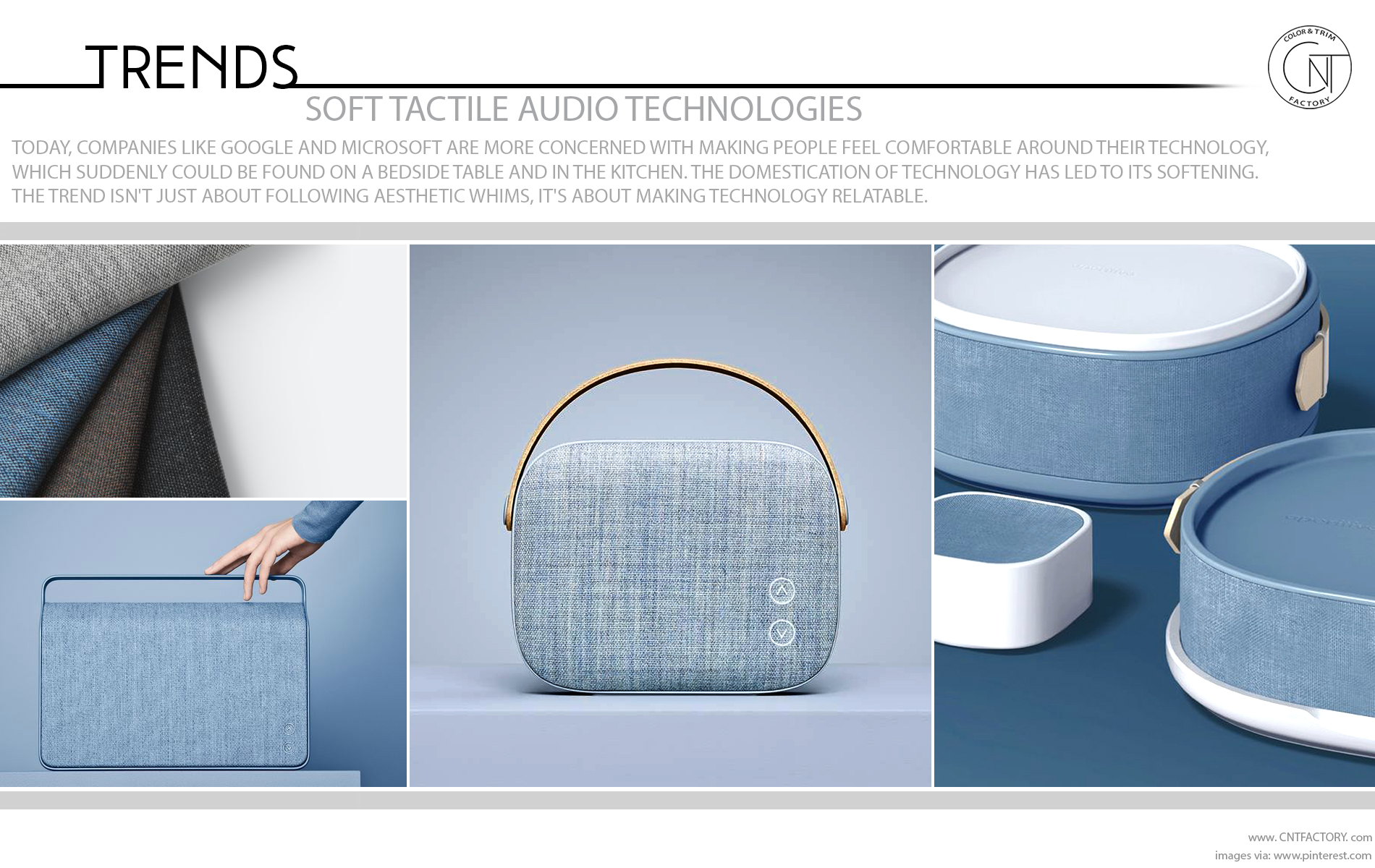 Soft Tactile Audio Technologies