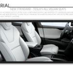 New Standard - Tesla's All Vegan Seats