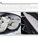 Detroit Motor Show / Material Focus / Infiniti Q Inspiration Concept