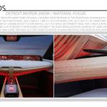 Detroit Motor Show Material Focus / Nissan XMotion Concept