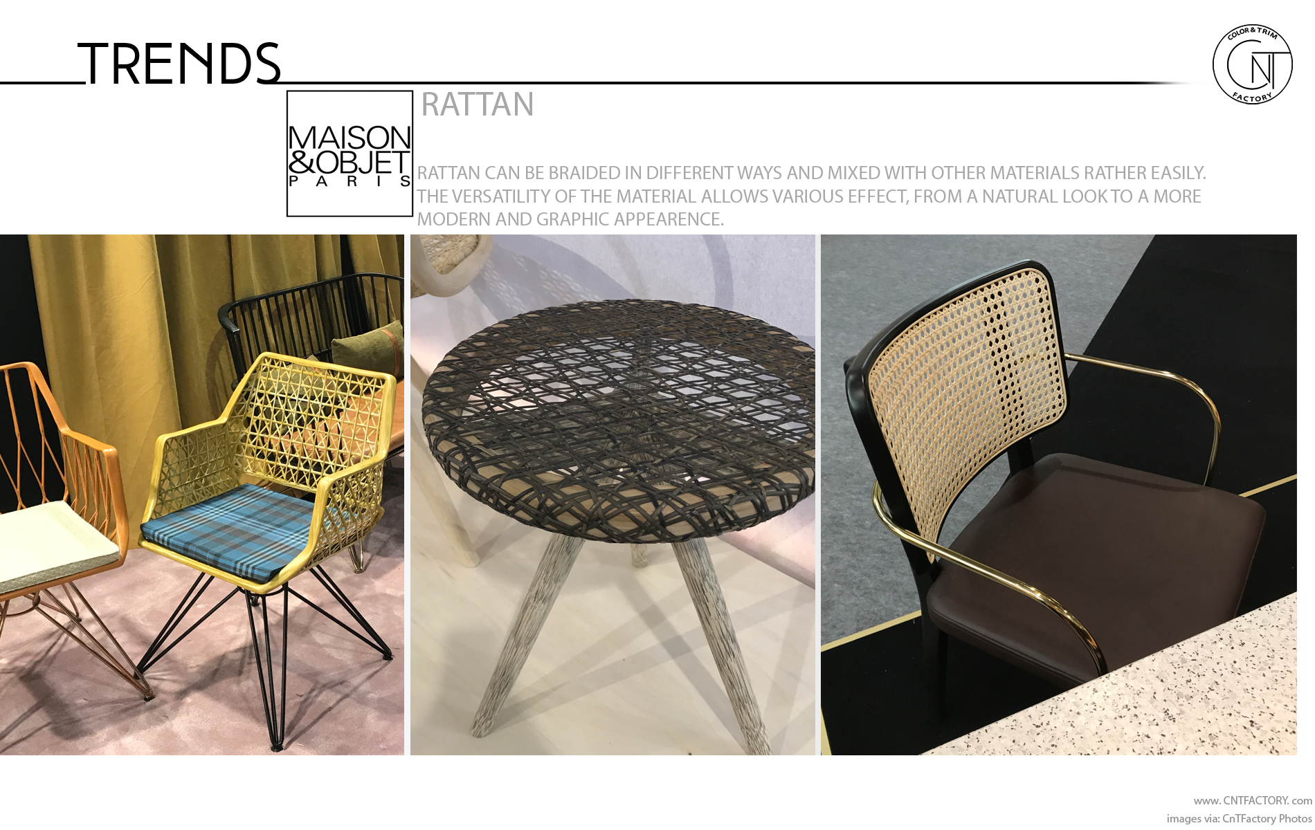 maison objet paris rattan automotive color trim trends. Black Bedroom Furniture Sets. Home Design Ideas