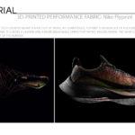Nike Flyprint 3D Printed Textile Upper