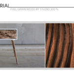 Full Grain Wood by Studio 300%