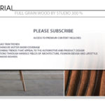 Full Grain Wood by Studio 300%