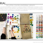 The Vitra Color and Material Library
