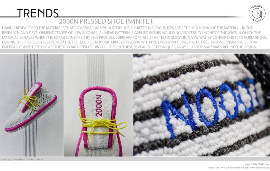 2000N Pressed Shoe In4nite II