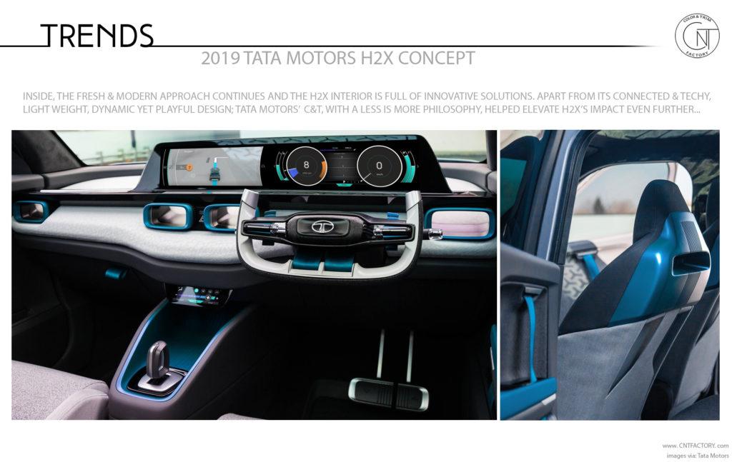 2019 Tata Motors H2X Concept