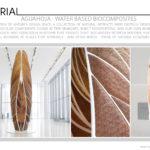 Aguahoja - Programmable Water Based Biocomposites for Digital Design