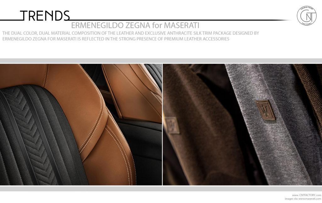 Ermenegildo Zegna Maserati