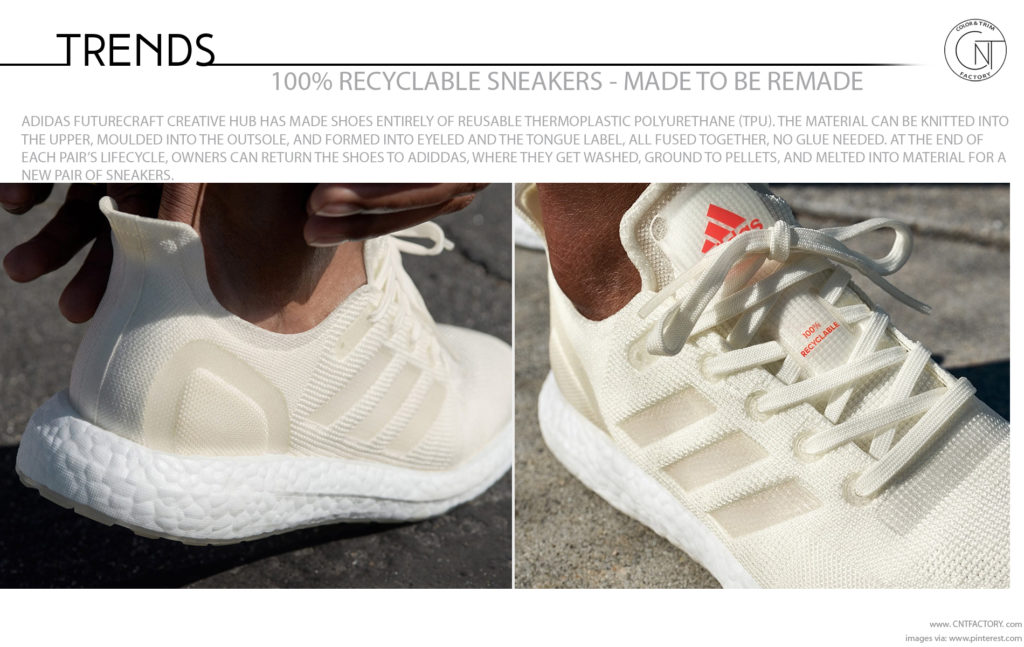 100% Recyclable Sneakers