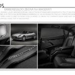 Ermenegildo Zegna for Maserati
