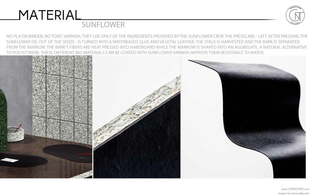 Sunflower Leather Foamboard Composite Hardboard
