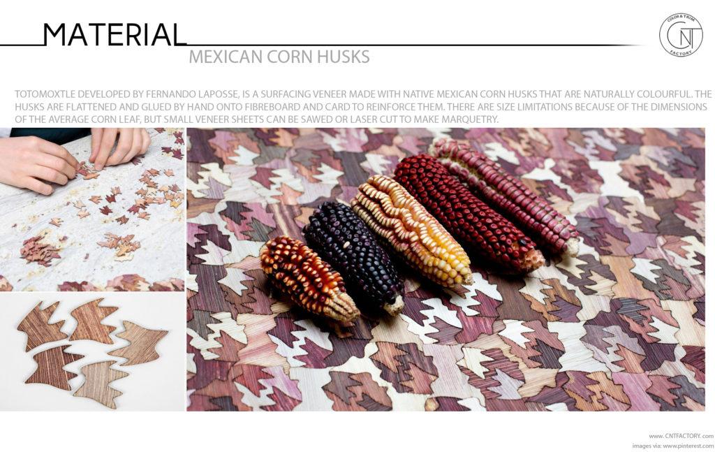 Mexican Corn Husk Fernando Laposse