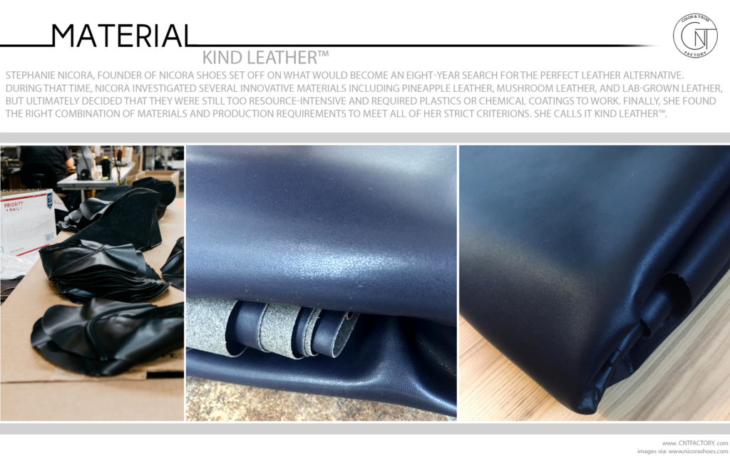 Kind Leather™ Nicora Automotive Color Trim Trends