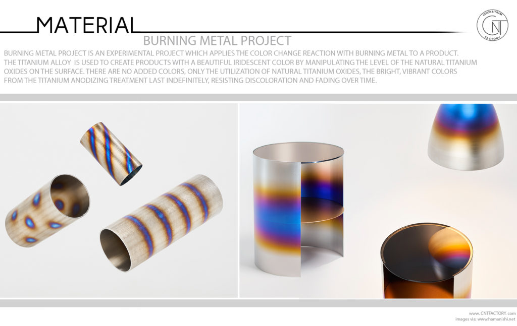 Burning Metal Project Automotive Color Trim Trends