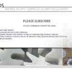 Marble Inlays / Terrazzo by Matteo Leorato