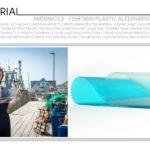 MarinaTex - Fish Skin Plastic Alternative