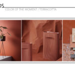 TRENDS – Color of the Moment / Terracotta