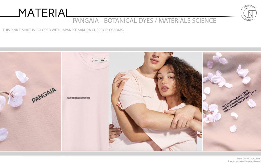 PANGAIA Botanical Dyes Materials Science