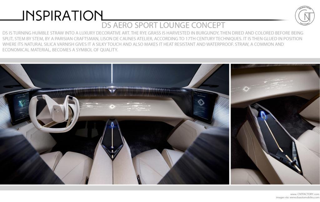 DS Aero Sport Lounge Concept