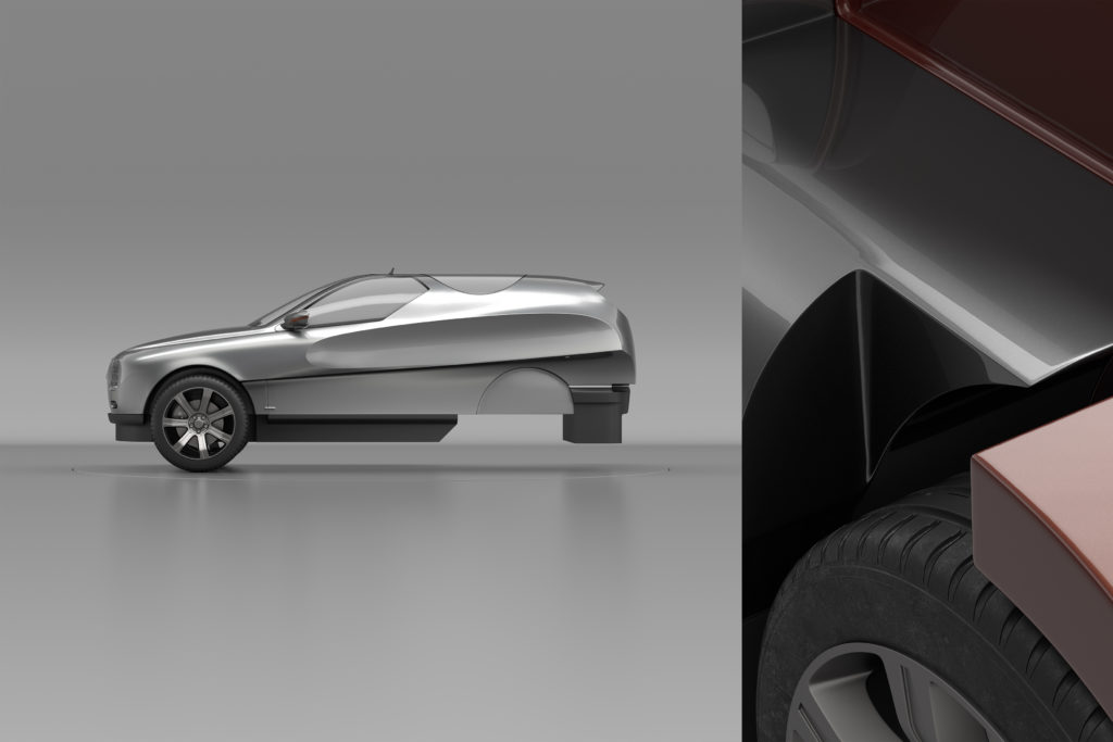 BASF's New Virtual AUVOTs Display Automotive Coatings Digital World
