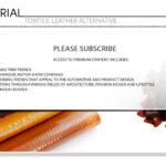 Tomtex: Leather Alternative