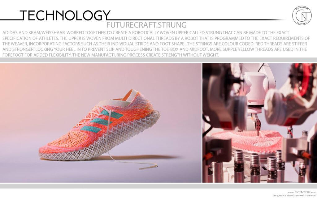 FUTURECRAFT.STRUNG Adidas KRAM/WEISSHAAR