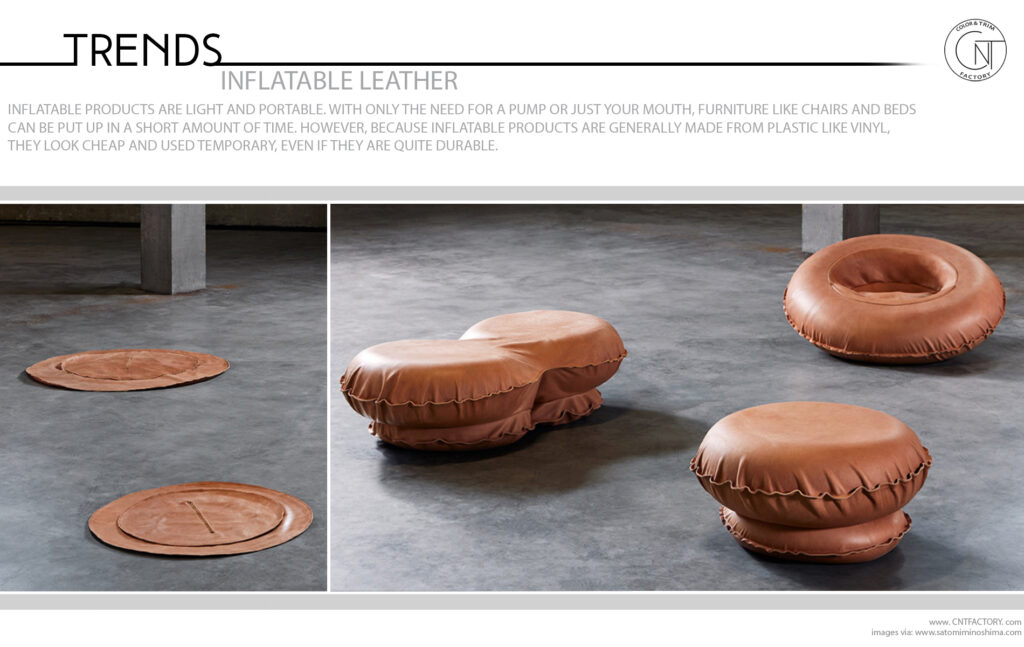 Inflatable Leather