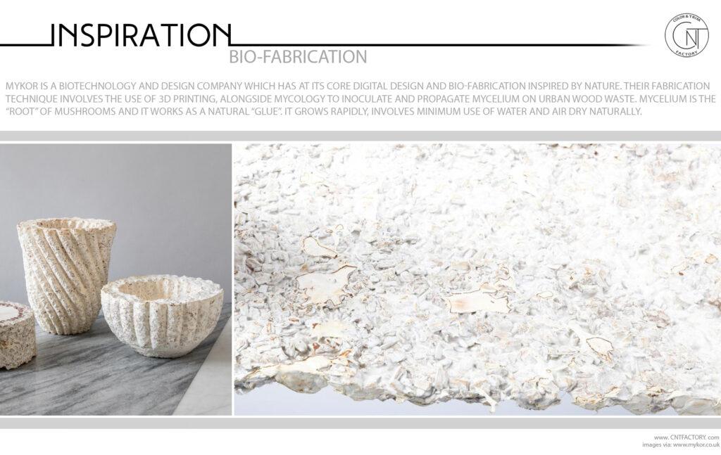 Bio-Fabrication Mykor