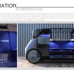 The New Car - Autonomous Taxi