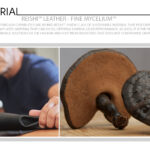 Reishi™ Leather - Fine Mycelium™