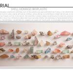 Shell Homage: Bioplastic