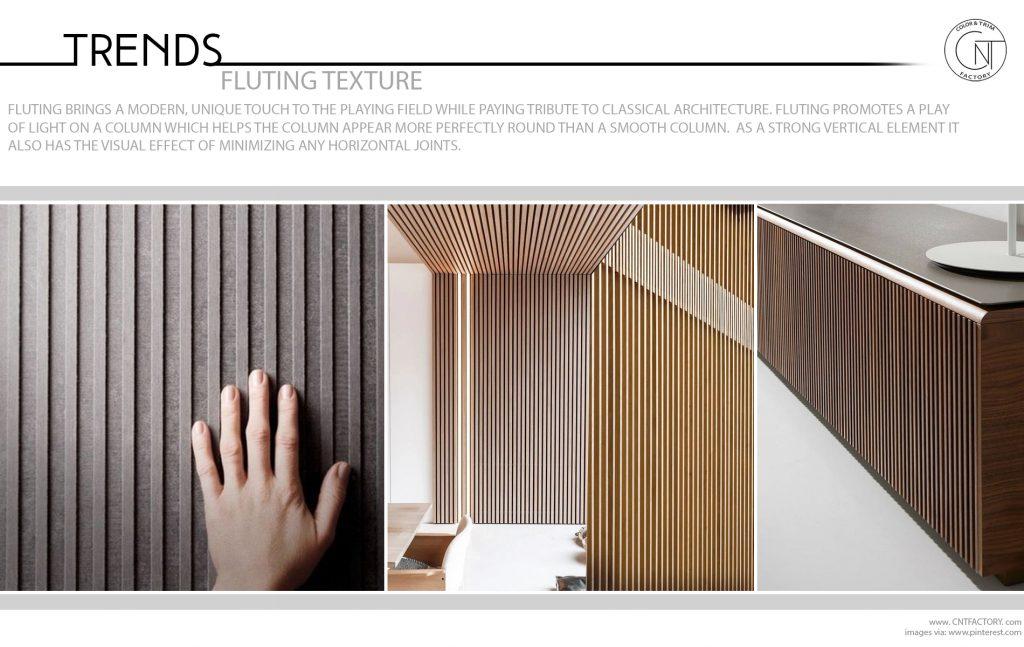 Fluting Texture