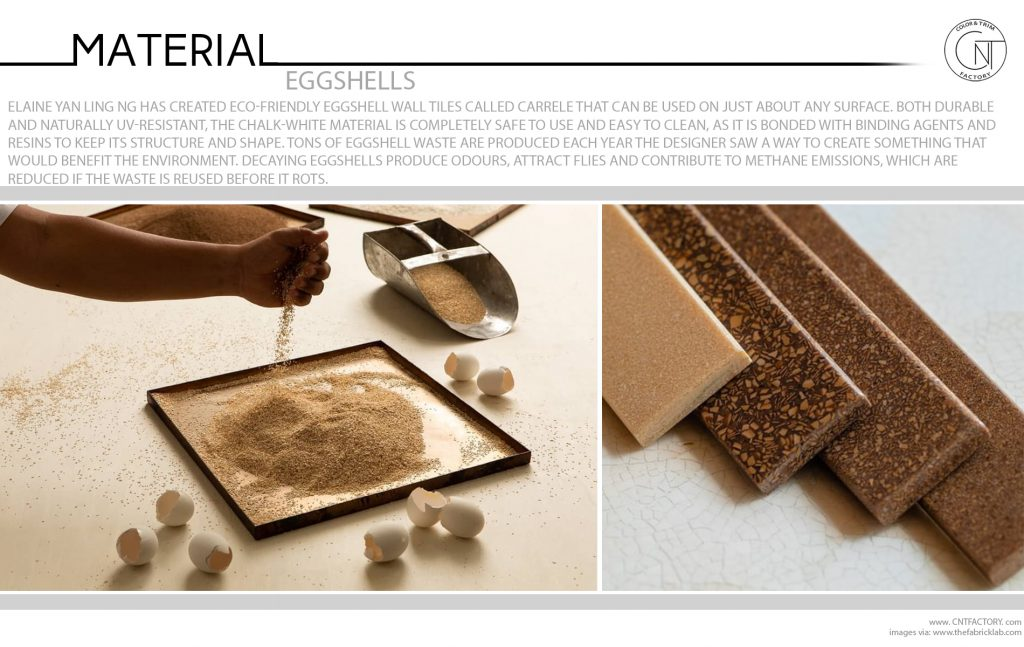 Eggshell Tile