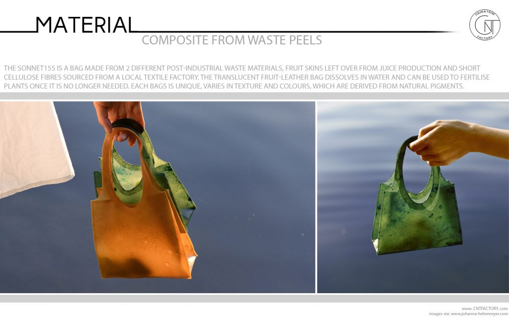 Composite From Waste Peels
