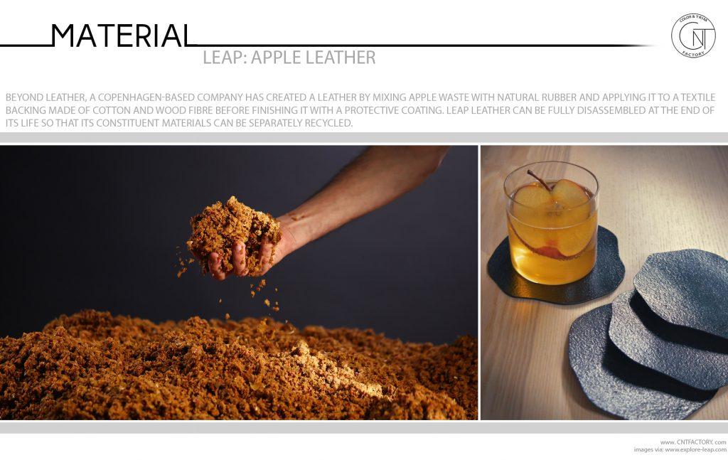Leap Apple Leather