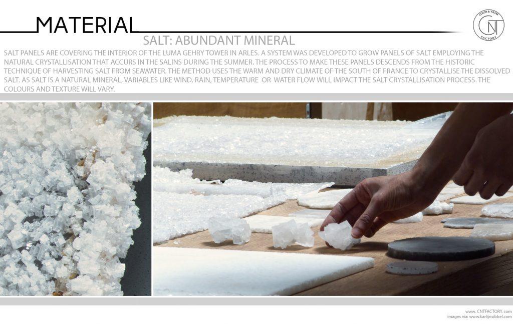 Salt Abundant Mineral