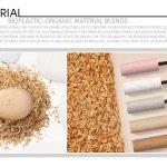 Bioplastic: Organic Material Blends